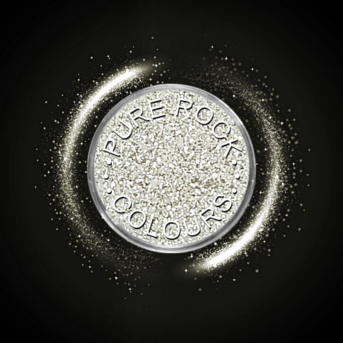 EcoSparks™ Allure - Earth friendly glitter in sparkling silver.