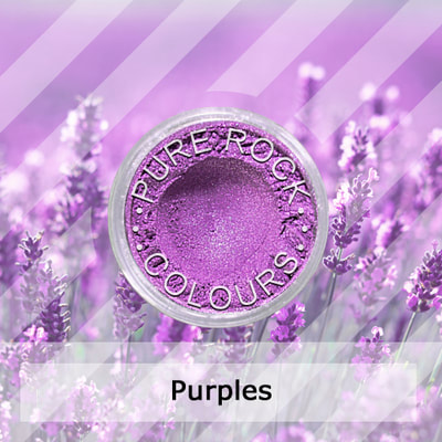 Purple Pearl Pigments ​for Eyeshadows