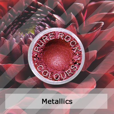 Metallic Pearl Pigments for Nail Polish