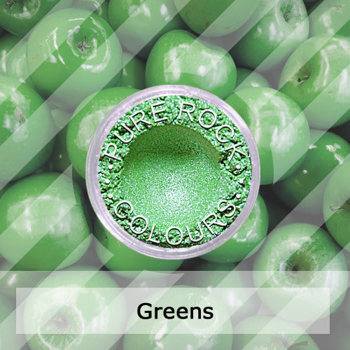 Green-Pearl-Pigments-for-Clay-Crafts