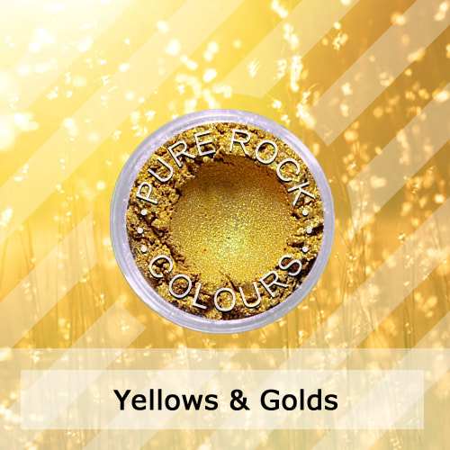 Yellow-and-Gold-Pearl-Pigments-for-Clay-Crafts